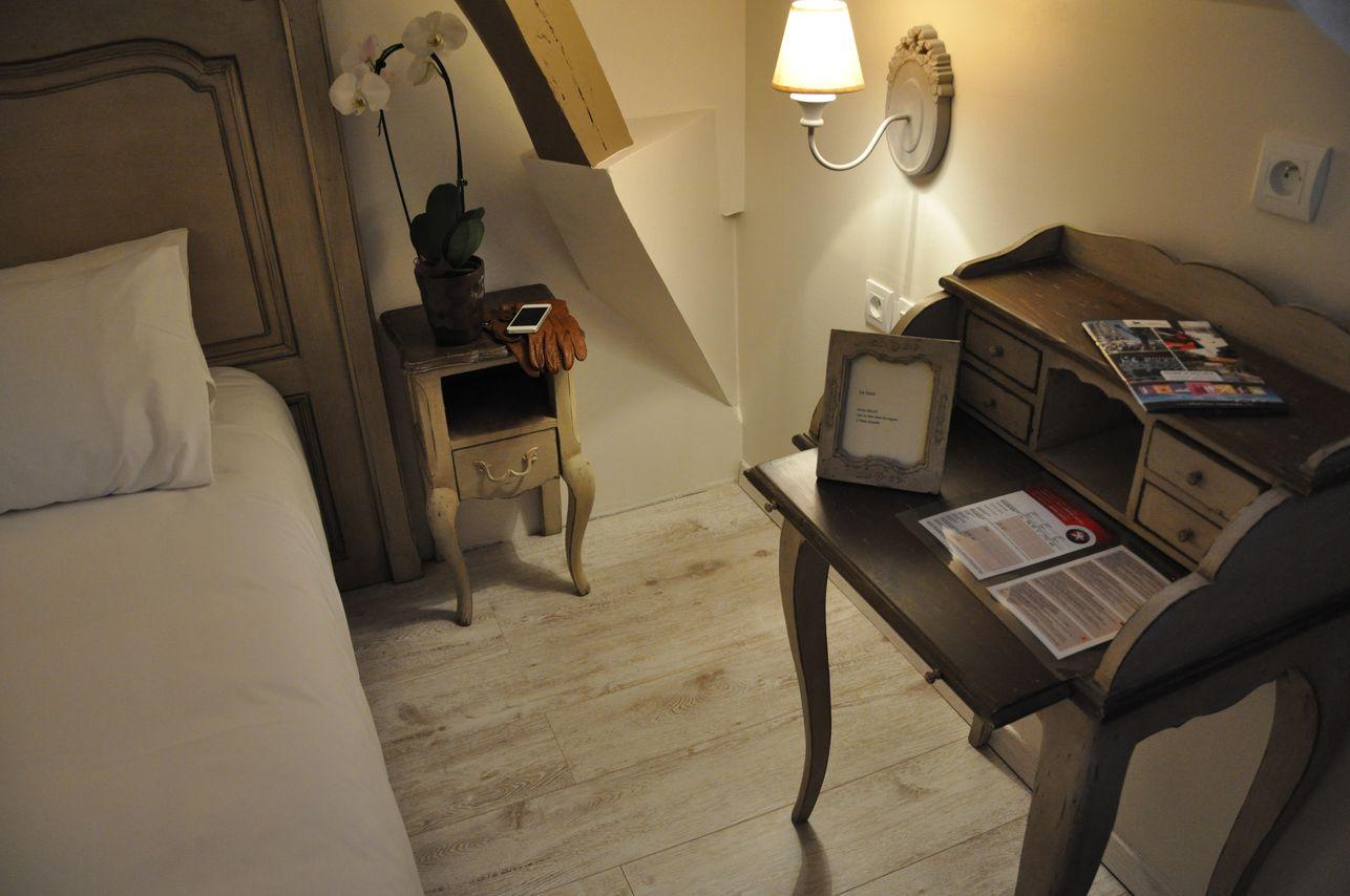 Petit bureau en chambre